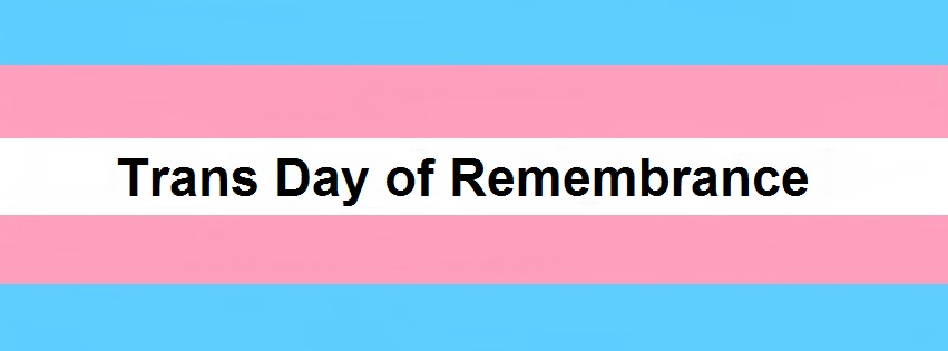 Trans Day of Remembrance at U of T - Sexual & Gender