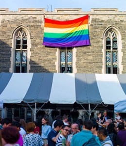 U of T Pride Pub 2013
